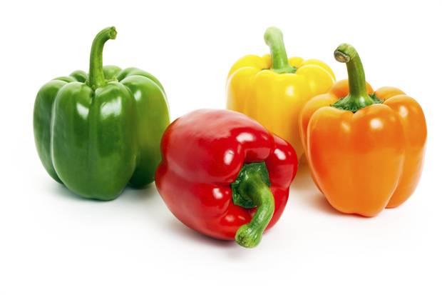 Manfaat Paprika Merah Untuk Kesehatan